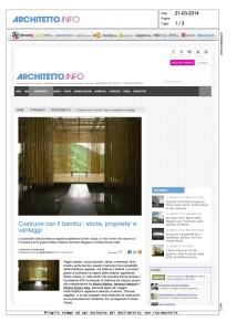 architetto info