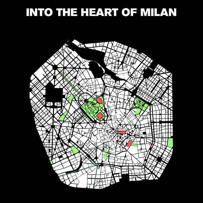 Souvenir Milano - Alessandro Malerba